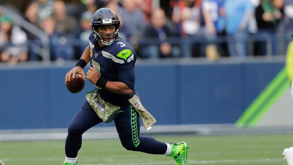 Russell Wilson can do it all.