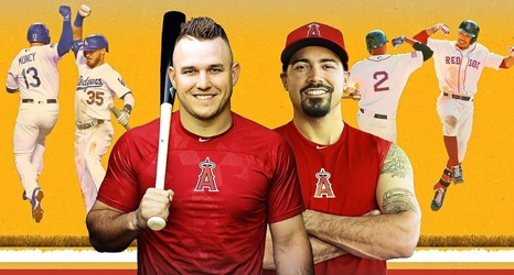 Mike Trout & Anthony Rendon